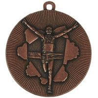 X-Plode50 Running Medal</br>AM604B